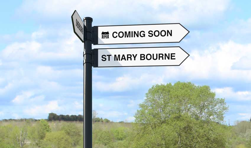 St Mary Bourne